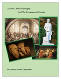 Ancient Greek Philosophy And The Expansion of Reason: DBQ