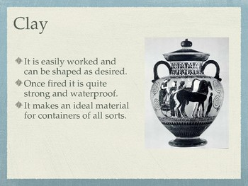 Ancient Greek Pottery Powerpoint