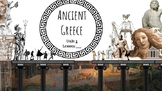 Ancient Greece: Differentiated Question Lesson (Customizab
