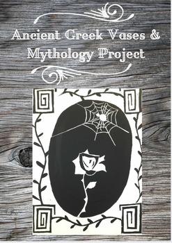 Ancient Greek Vase Art & Mythology