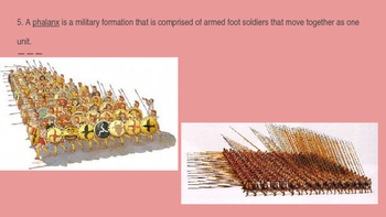 Ancient Greek Vocabulary Powerpoint