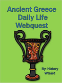 Ancient Greek Daily Life Webquest