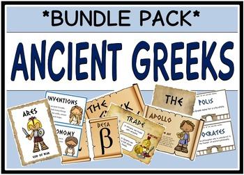 Ancient Greeks (BUNDLE PACK)