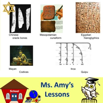 Ancient Hebrew Civilization: WRITING & LITERATURE PowerPoint Presentation