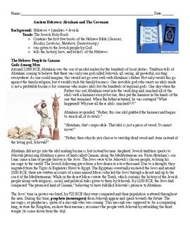 Ancient Hebrews: Abraham and God's Covenant
