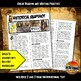 Ancient Hebrews Historical Snapshot Close Reading Investigation