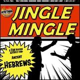 Ancient Hebrews Jingle Mingle Fun Class Review Activity