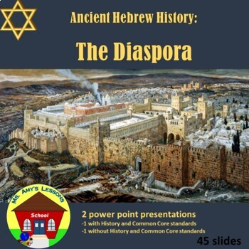 Ancient Hebrew PowerPoint Thematic Unit