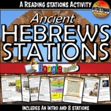 Ancient Hebrews Station Activity with Graphic Organizer, A