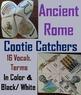 Ancient Civilizations Activities Bundle: China, Egypt, Greece, India, Rome, etc.