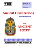 Ancient History: Egypt Thematic  Unit