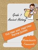Ancient History Grade 7 Pacing Guide