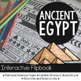 Ancient Egypt Interactive Flipbook