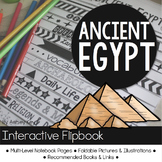 Ancient Egypt Interactive Flipbook