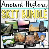 Ancient History Reader's Theater Skit Bundle