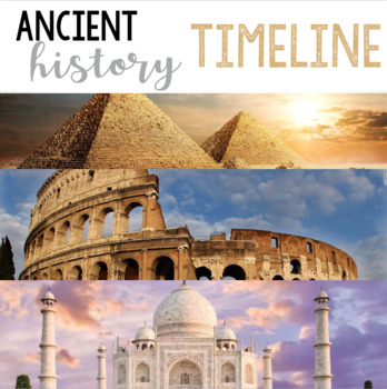 Ancient History Time Line