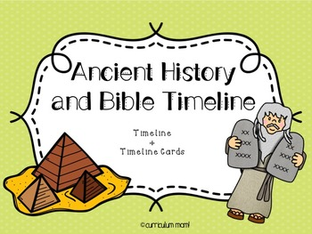 Ancient History and Bible Timeline