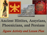 Ancient Hittites, Assyrians, Phoenicians, and Persians - Lesson Plan