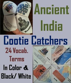 Ancient India Activity