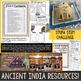 Ancient India Activities Resource Bundle