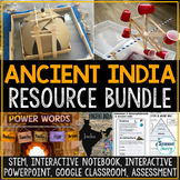 Ancient India Activities Bundle   Indus Valley Civilization Harappan Period