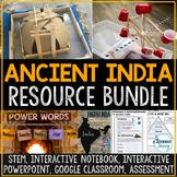 Ancient India Activities Bundle | Indus Valley Civilization Harappan Period