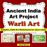 Ancient India Art Project, Warli Art, Distance Learning