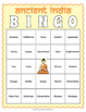 Ancient India BINGO Game