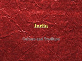 Ancient India - Buddhism-Hinduism PowerPoint for High Scho