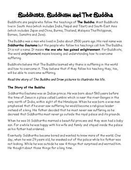 Ancient India: Buddhists, Buddhism and The Buddha