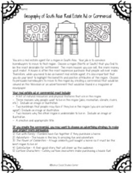 Ancient India Unit Activities