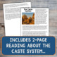 Ancient India: Caste System vs. Class System