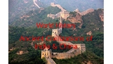 Ancient India & China Powerpoint