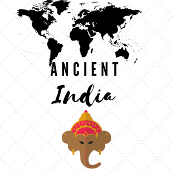 Ancient India Choice Board