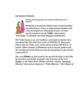 Ancient India Close Read Articles and PowerPoint