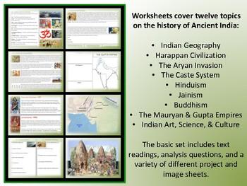 Ancient India - Complete Unit