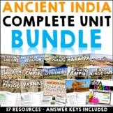 Ancient India Complete Unit Bundle
