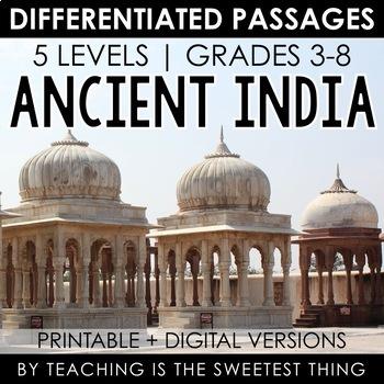 Ancient India: Passages