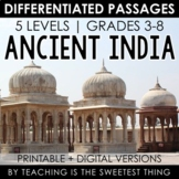 Ancient India: Passages - Distance Learning Compatible