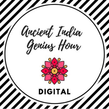 Ancient India Genius Hour Project