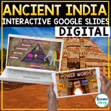 Ancient India Google Classroom Distance Learning |  India