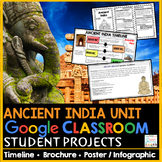 Ancient India Projects Google Classroom