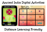 Ancient India Hyperdoc and Choice Board Two Pack