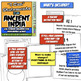 "Ancient India ""I Can"" Statements & Learning Goals! Log & Measure India Goals!"
