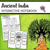 Ancient India Interactive Notebook Unit 6th Grade INB Hinduism Buddhism