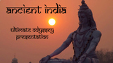 Ancient India PowerPoint and Google Slides Presentation Pear Deck Interactive