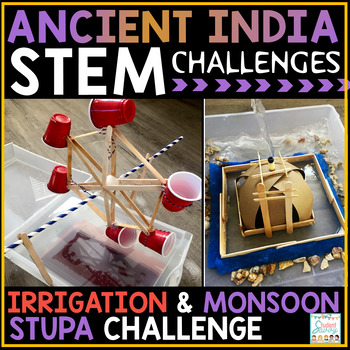 Ancient India STEM Challenges