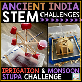 Ancient India STEM Challenges | Irrigation System Monsoons
