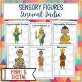 Ancient India Sensory Figures