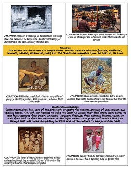 Ancient India: Social Classes